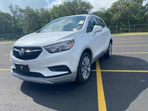 2018 Buick Encore for sale at FDS Luxury Auto in San Antonio TX