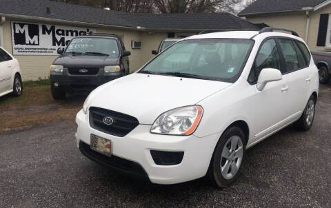 2009 Kia Rondo for sale at Mama's Motors in Greer SC