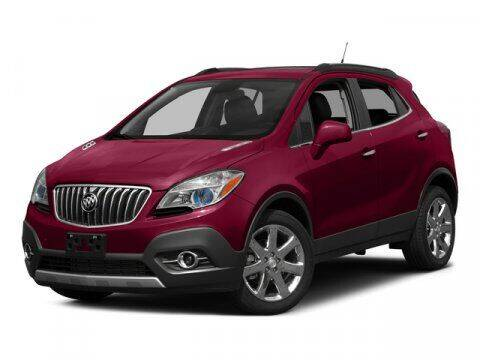 2015 Buick Encore for sale at SCOTT EVANS CHRYSLER DODGE in Carrollton GA