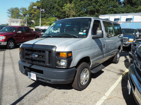 2012 Ford E-Series Wagon for sale at Scheuer Motor Sales INC in Elmwood Park NJ