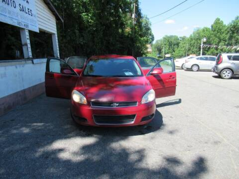 2008 Chevrolet Impala for sale at Mc Calls Auto Sales in Brewton AL