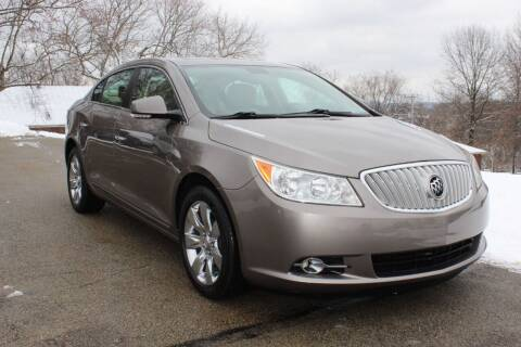 2012 Buick LaCrosse for sale at Harrison Auto Sales in Irwin PA