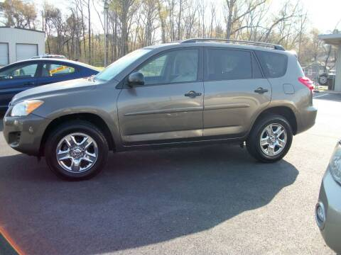 2011 Toyota RAV4 for sale at Lentz's Auto Sales in Albemarle NC