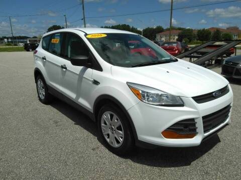 2016 Ford Escape for sale at Kelly & Kelly Supermarket of Cars in Fayetteville NC