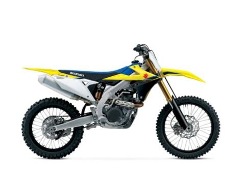 2020 Suzuki RM-Z450 for sale at Street Track n Trail in Conneaut Lake PA