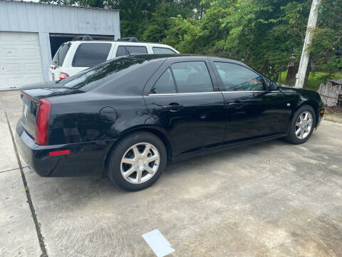 2005 Cadillac STS for sale at H3 MOTORS in Dickinson TX