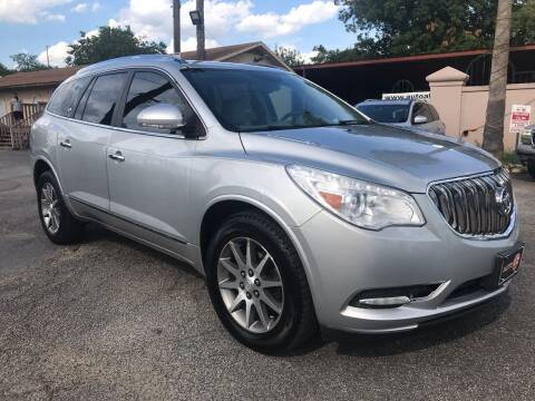2013 Buick Enclave for sale at Auto A to Z / General McMullen in San Antonio TX