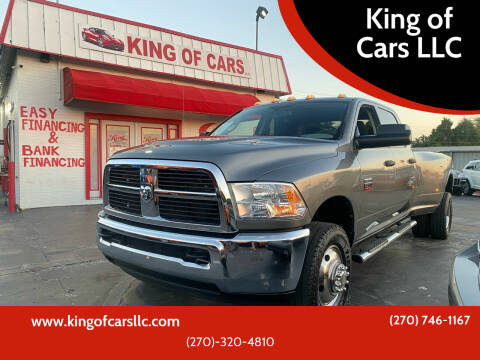 2012 RAM Ram Pickup 3500 for sale at King of Cars LLC in Bowling Green KY