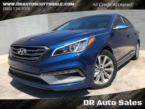 2015 Hyundai Sonata for sale at DR Auto Sales in Scottsdale AZ