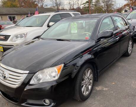 2008 Toyota Avalon for sale at Primary Motors Inc in Commack NY
