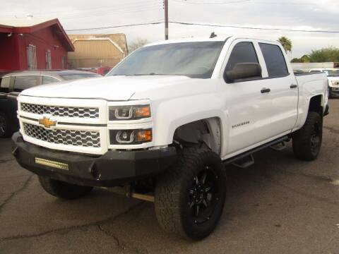2014 Chevrolet Silverado 1500 for sale at Van Buren Motors in Phoenix AZ