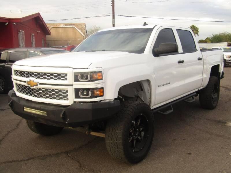 2014 Chevrolet Silverado 1500 for sale at Van Buren Motors in Phoenix AZ