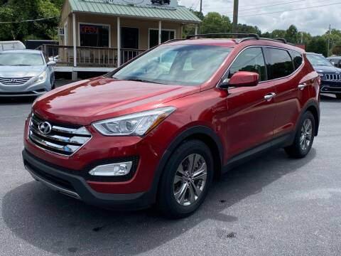 2014 Hyundai Santa Fe Sport for sale at Luxury Auto Innovations in Flowery Branch GA