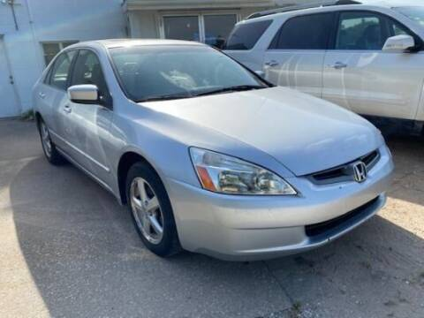 2004 Honda Accord for sale at Car Solutions llc in Augusta KS