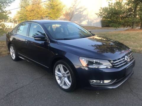 2014 Volkswagen Passat for sale at SEIZED LUXURY VEHICLES LLC in Sterling VA