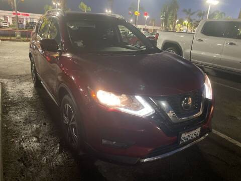 2019 Nissan Rogue for sale at Nissan of Bakersfield in Bakersfield CA