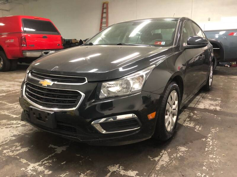 2016 Chevrolet Cruze Limited for sale at Paley Auto Group in Columbus OH
