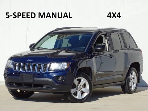 2014 Jeep Compass for sale at Chicago Motors Direct in Addison IL