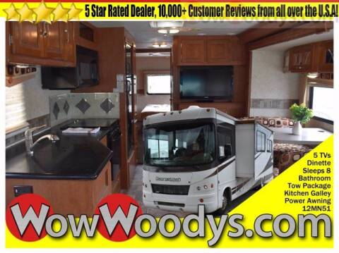 2011 Ford Motorhome Chassis