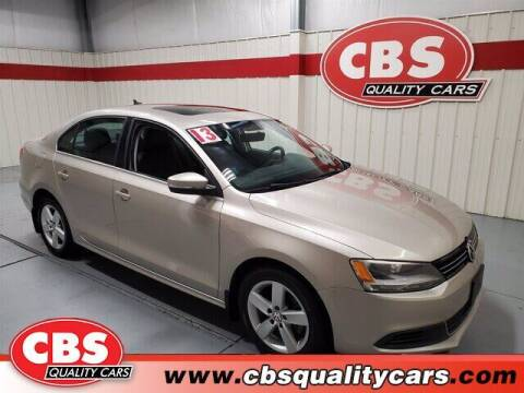 2013 Volkswagen Jetta for sale at CBS Quality Cars in Durham NC