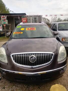 2008 Buick Enclave for sale at Finish Line Auto LLC in Luling LA