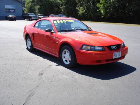2001 Ford Mustang for sale at Fox River Auto Sales in Princeton WI