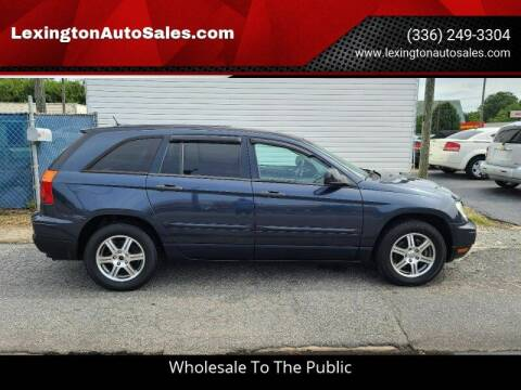 2007 Chrysler Pacifica for sale at LexingtonAutoSales.com in Lexington NC