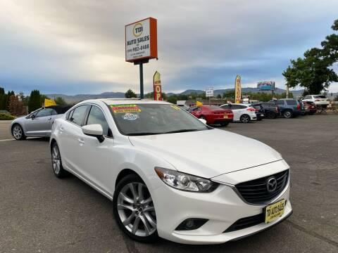 2016 Mazda MAZDA6 for sale at TDI AUTO SALES in Boise ID