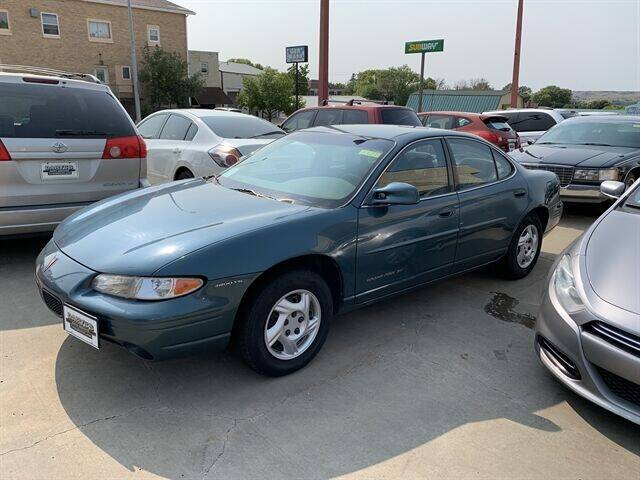 1997 Pontiac Grand Prix for sale at Daryl's Auto Service in Chamberlain SD