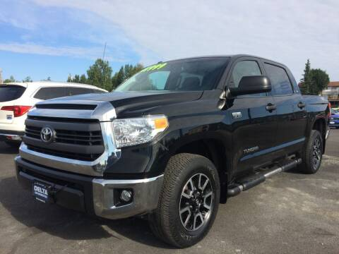 2015 Toyota Tundra for sale at Delta Car Connection LLC in Anchorage AK