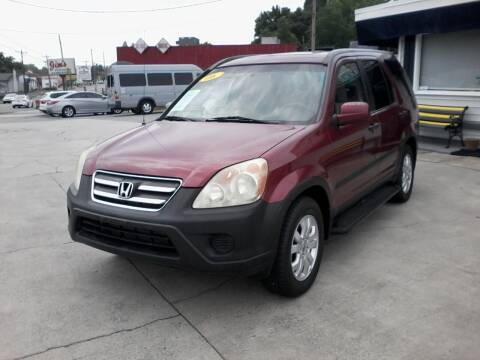 2006 Honda CR-V for sale at West Elm Motors in Graham NC