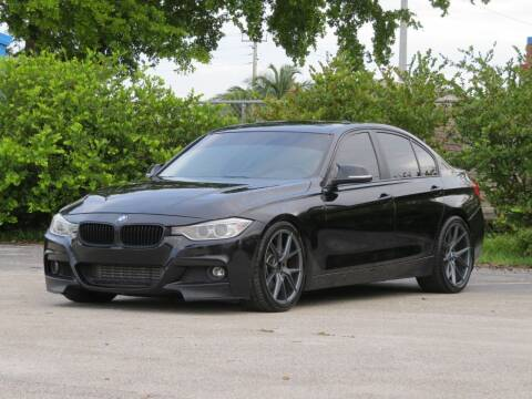 2013 BMW 3 Series for sale at DK Auto Sales in Hollywood FL