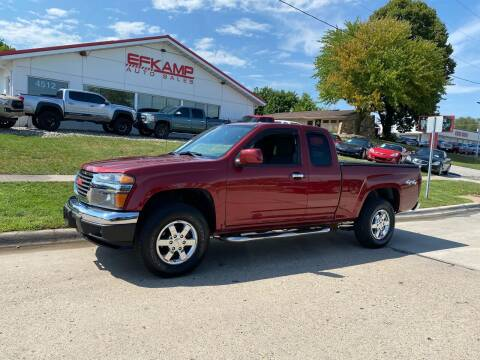 2011 GMC Canyon for sale at Efkamp Auto Sales LLC in Des Moines IA