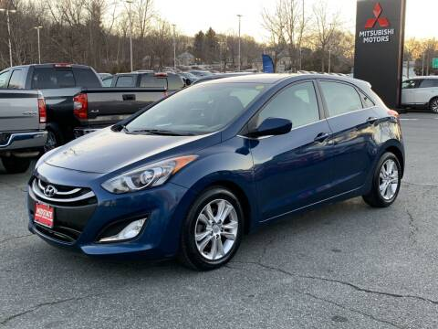 2015 Hyundai Elantra GT for sale at Midstate Auto Group in Auburn MA