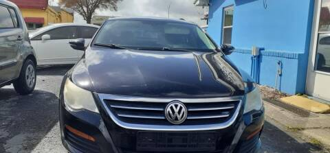 2011 Volkswagen CC for sale at The Peoples Car Company in Jacksonville FL
