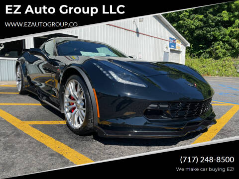 2017 Chevrolet Corvette for sale at EZ Auto Group LLC in Lewistown PA