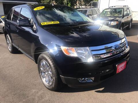 2008 Ford Edge for sale at Alexander Antkowiak Auto Sales in Hatboro PA