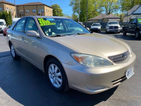2002 Toyota Camry for sale at Streff Auto Group in Milwaukee WI