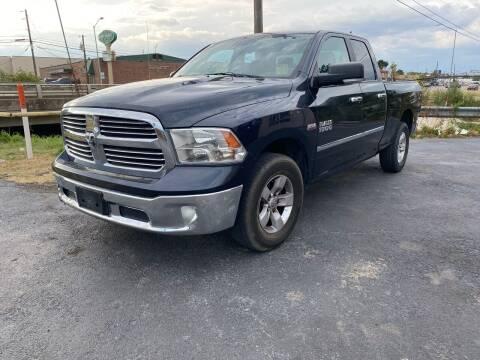 2014 RAM Ram Pickup 1500 for sale at Dallas Auto Drive in Dallas TX