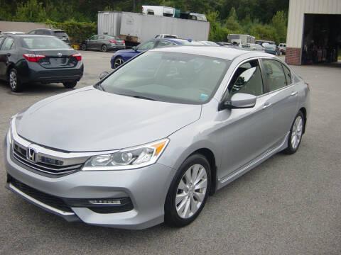 2017 Honda Accord for sale at North South Motorcars in Seabrook NH