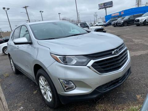 2019 Chevrolet Equinox for sale at M-97 Auto Dealer in Roseville MI