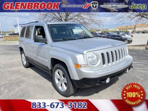 2011 Jeep Patriot for sale at Glenbrook Dodge Chrysler Jeep Ram and Fiat in Fort Wayne IN