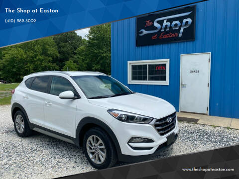 2017 Hyundai Tucson for sale at The Shop at Easton in Easton MD