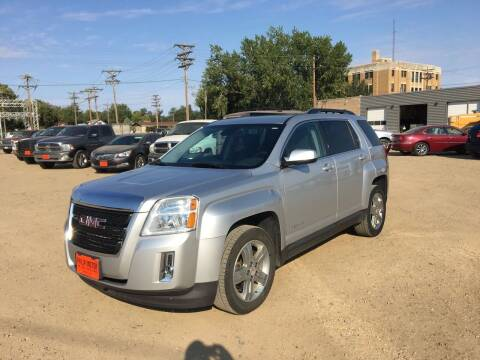 2012 GMC Terrain for sale at Philip Motor Inc in Philip SD