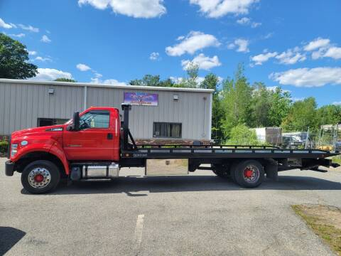 2016 Ford F-650 Super Duty for sale at GRS Auto Sales and GRS Recovery in Hampstead NH