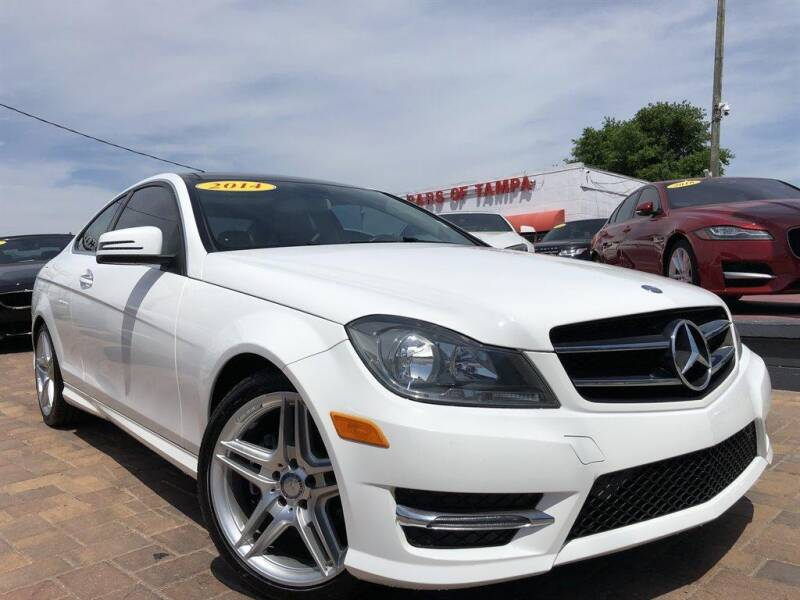 2014 Mercedes-Benz C-Class for sale at Cars of Tampa in Tampa FL