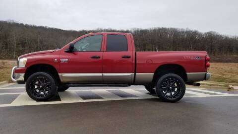 2008 Dodge Ram Pickup 2500 for sale at Tennessee Valley Wholesale Autos LLC in Huntsville AL