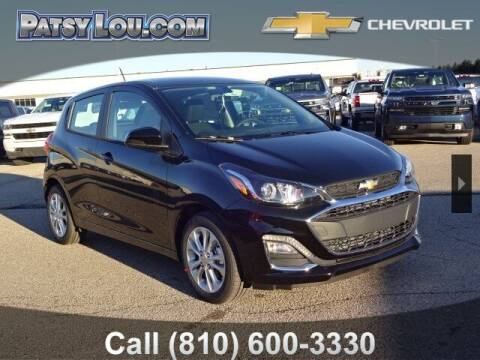 2019 Chevrolet Spark for sale at Erick's Used Car Factory in Flint MI