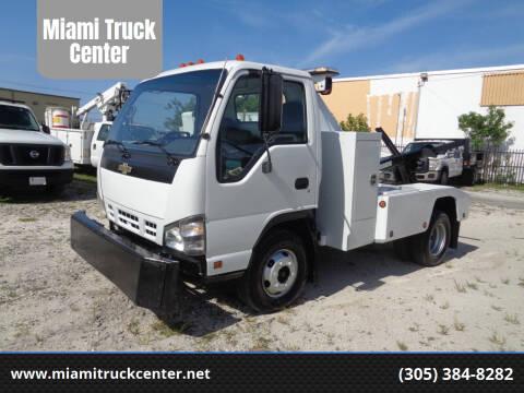 2007 Isuzu NPR-HD for sale at Miami Truck Center in Hialeah FL