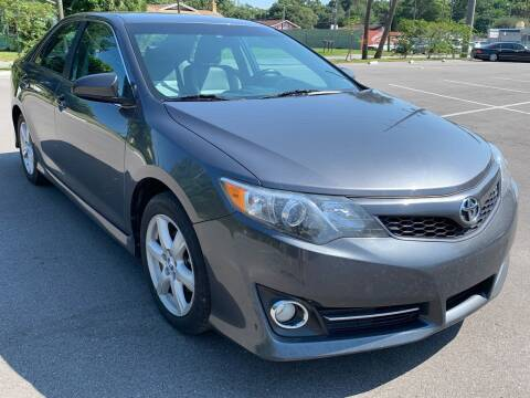 2014 Toyota Camry for sale at Consumer Auto Credit in Tampa FL